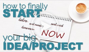 How-to-Start-a-Big-Project