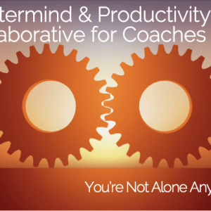 Group coaching mastermind for coaches